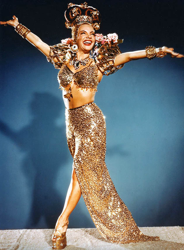 Carmen Miranda costume Technicolor made: Museum of Modern Art to showcase screen legend memorabilia