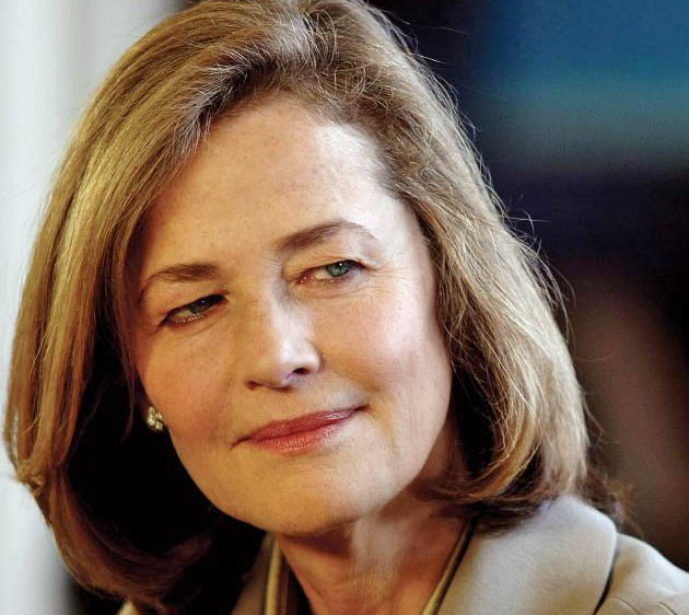 Charlotte Rampling Twice Upon a Time. Veteran actress to head Berlin Film Festival Golden Bear jury