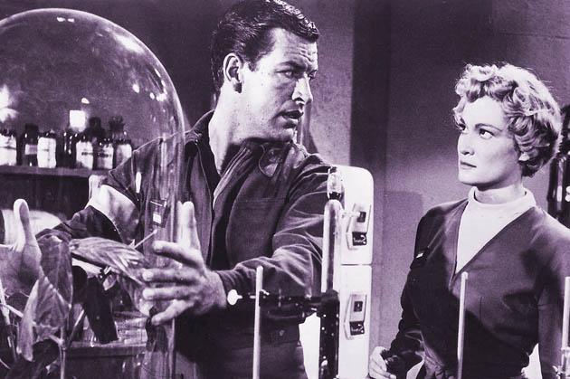 Gog Richard Egan Constance Dowling: 2001 A Space Odyssey precursor