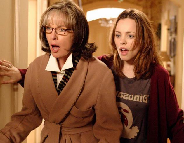 The Family Stone Diane Keaton Rachel McAdams: Liberal family gives progressives bad name