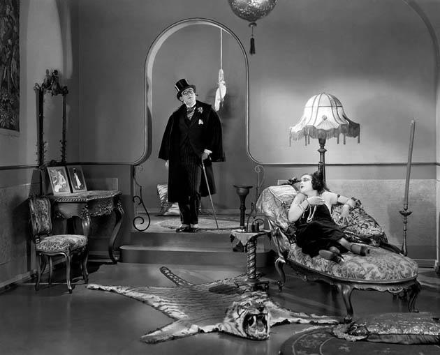 Harold Lloyd Girl Shy silent comedy