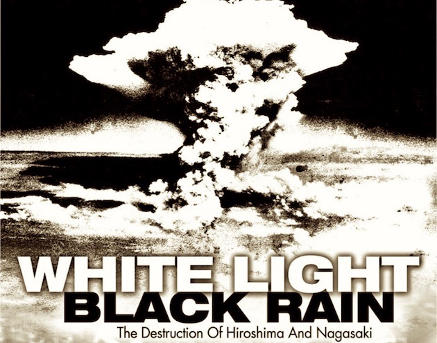 White Light Black Rain: Hiroshima + Nagasaki atomic bomb survivors discuss their experiences