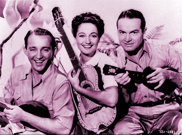 Road to Singapore with Bing Crosby Bob Hope Dorothy Lamour launched Road movie series