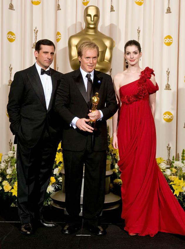 Steve Carell Brad Bird Anne Hathaway