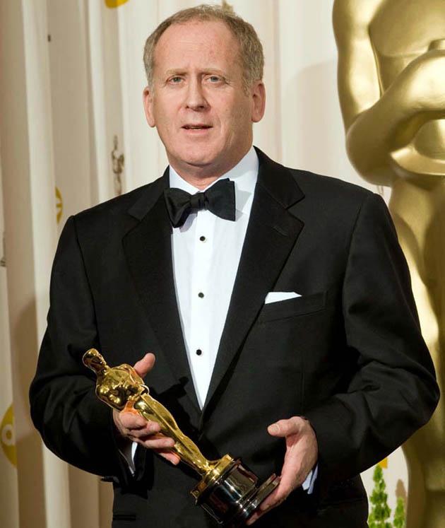 Robert Elswit Best Cinematography Oscar winner