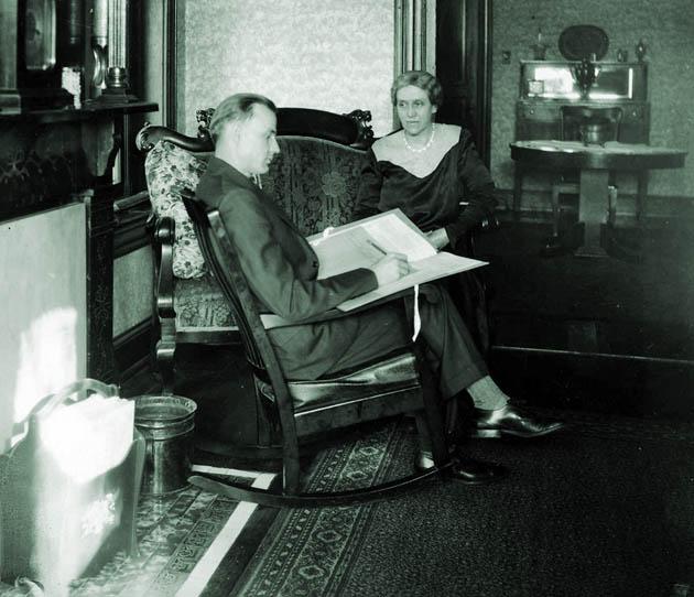 US Census 1930 celebrities weren't only ones interviewed