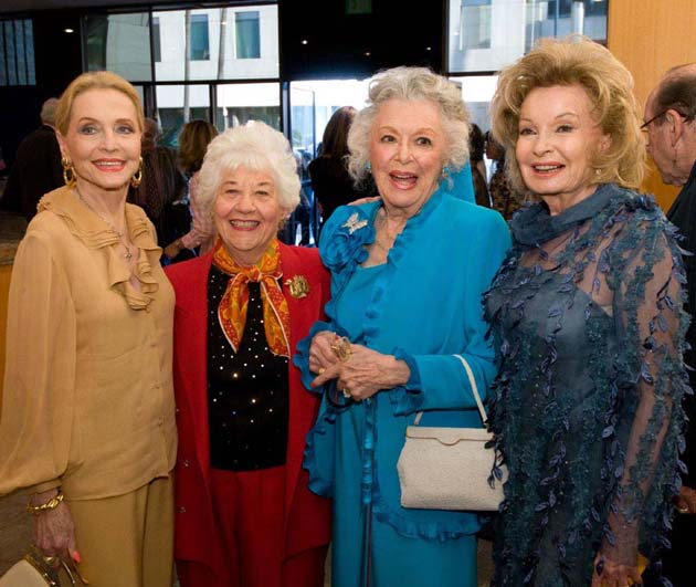 Anne Jeffreys Charlotte Rae Ann Rutherford Cora Sue Collins