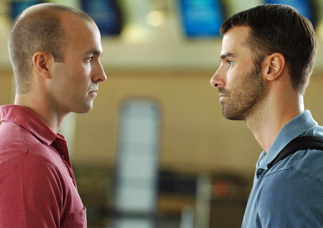 Ciao Alessandro Calza Adam Neal Smith: Gay movie shows 2 strangers unexpectedly bond