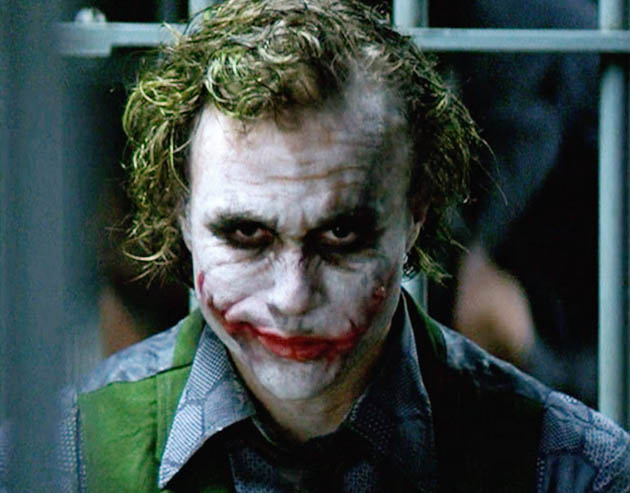 Heath Ledger The Joker The Dark Knight. 1st posthumous acting Oscar nominee in 2 decades?