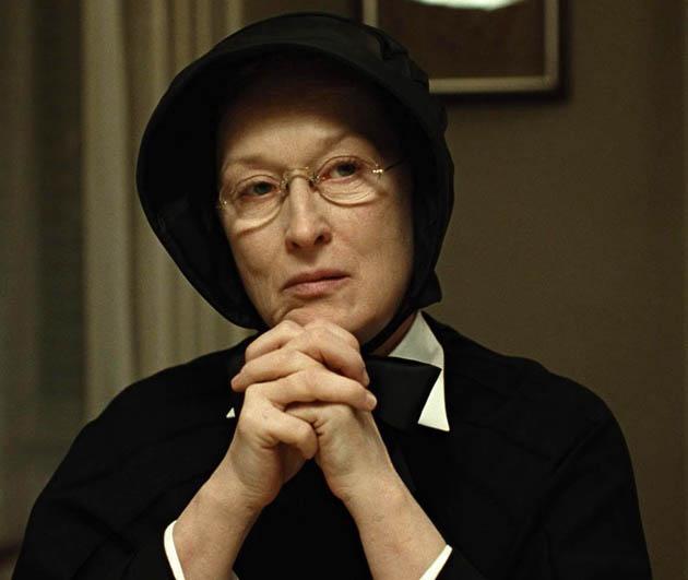 Meryl Streep Doubt: Oscar record tie with Katharine Hepburn? Academy Award Predictions