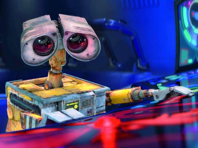 WALL-E Best Film: Pixar animation makes Los Angeles Film Critics history