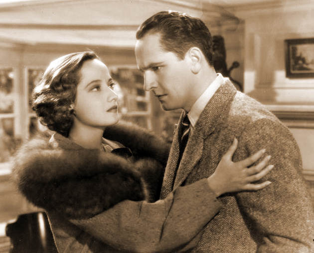 Merle Oberon The Dark Angel Fredric March Only Best Actress Oscar nomination