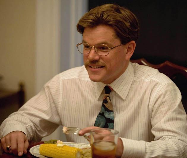 Matt Damon The Informant Potential Best Actor Oscar contender