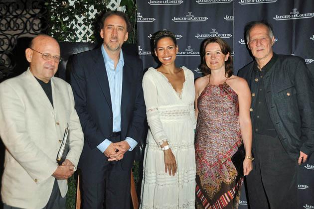 Nicolas Cage Eva Mendes Werner Herzog Edward R. Pressman