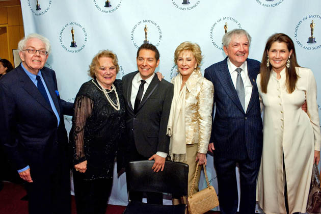 Michael Feinstein Rose Marie Oscar-nominated Arthur Hamilton Johnny Mercer Tribute