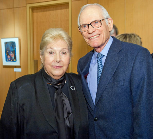 Marilyn Bergman Alan Bergman Oscar-winning songwriters