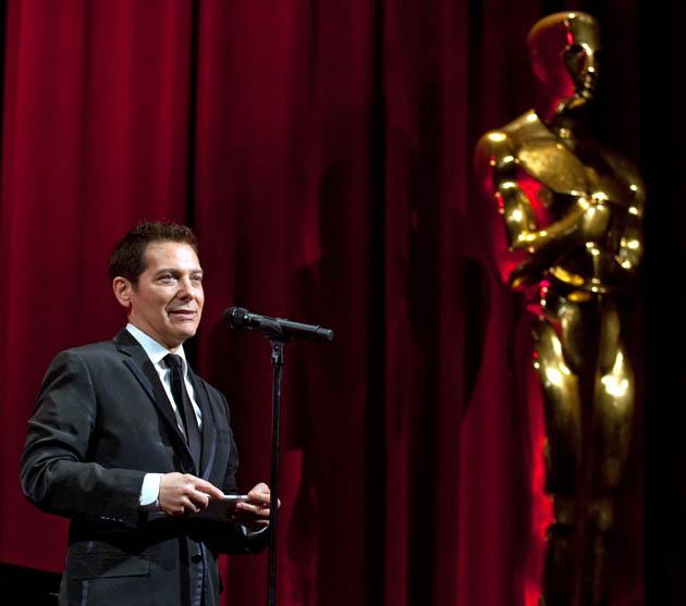 Michael Feinstein five-time Grammy nominee
