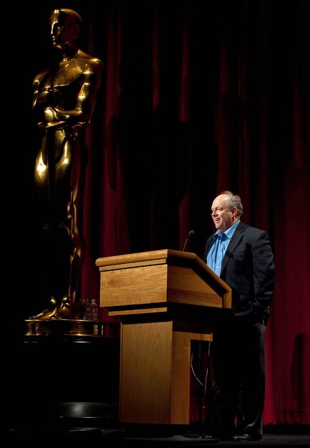 Oscar winner Richard Anderson