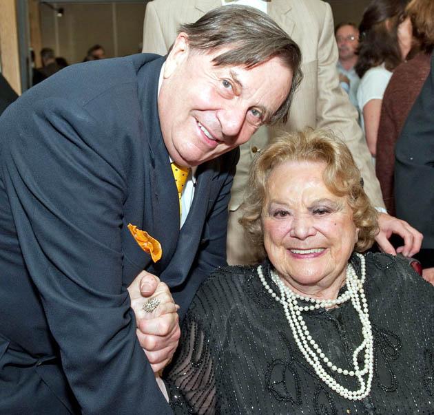 Barry Humphries aka Dame Edna Rose Marie
