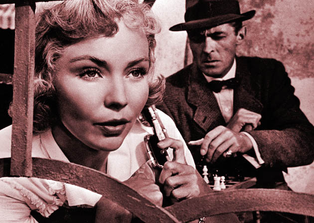 Jennifer Jones Beat the Devil Edward Underdown