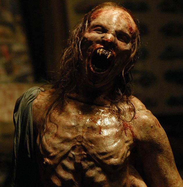 Daybreakers vampire meets zombie movie