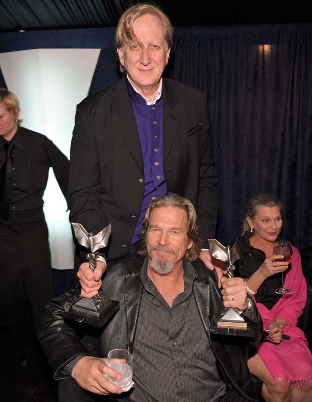 T Bone Burnett, Jeff Bridges