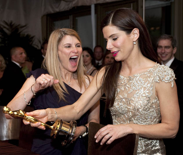 Sandra Bullock Governors Ball