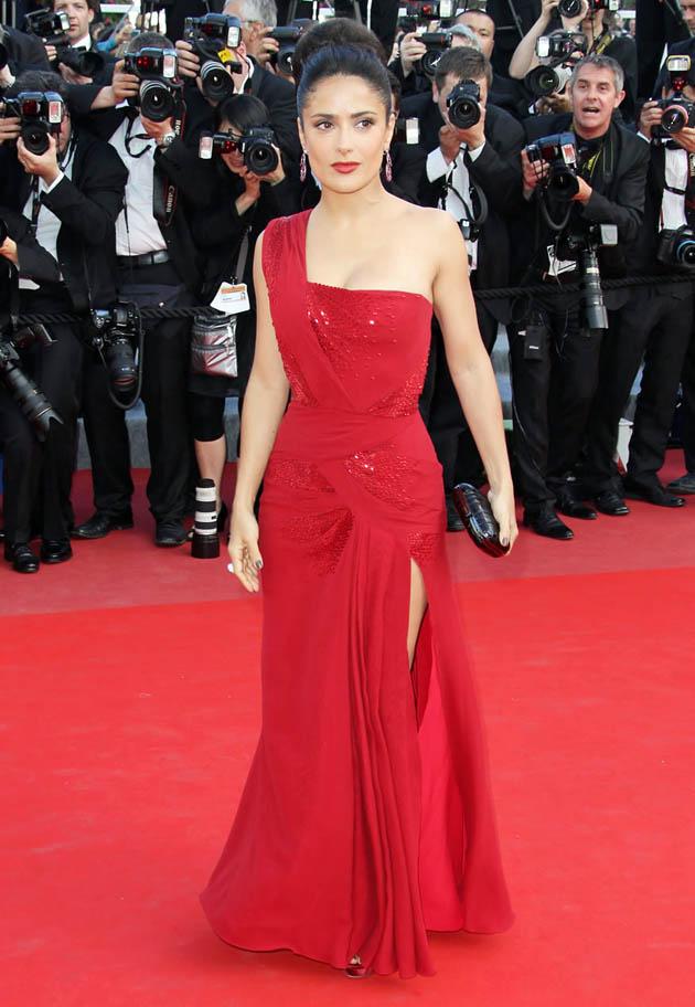 Salma Hayek 'Frida' star Luchino Visconti film screening