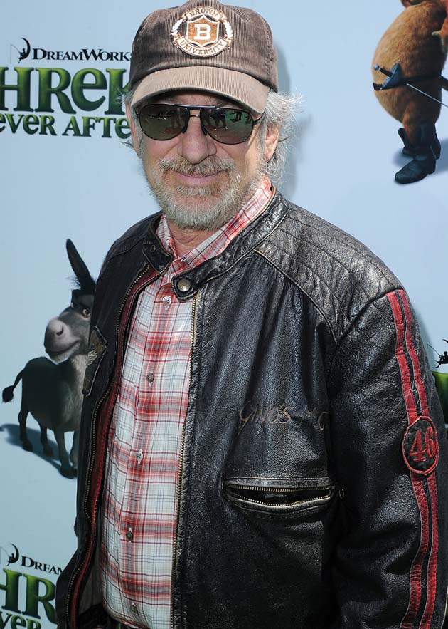 Steven Spielberg DreamWorks co-founder