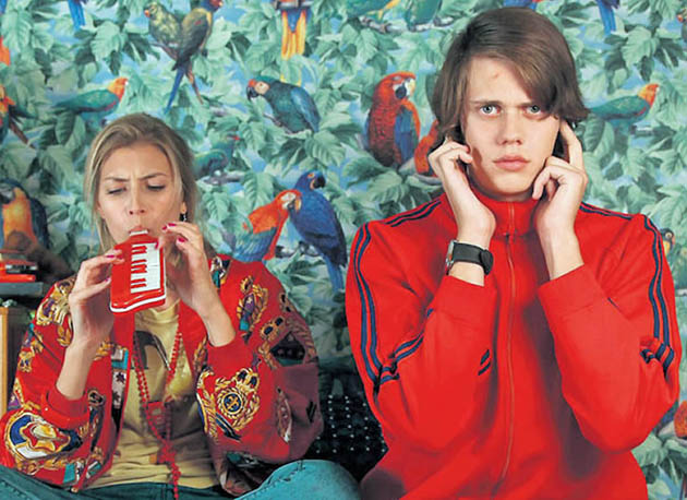 Simple Simon with Bill Skarsgard Cecilia Forss: Foreign Language Film entry is Academy-friendly sentimental comedy