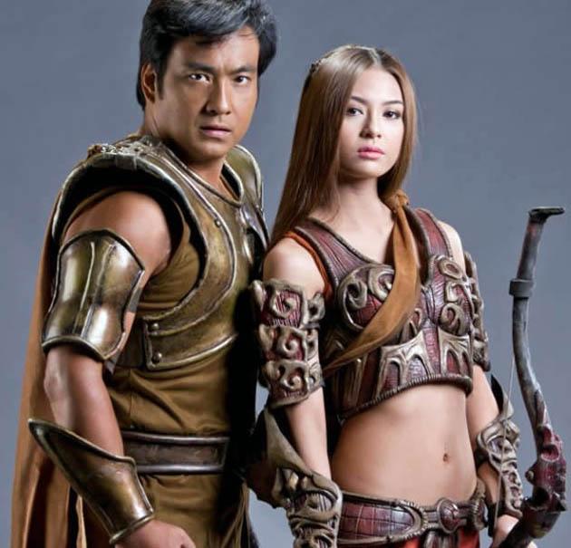 Bong Revilla Sam Pinto Si Agimat at si Enteng Kabisote Metro Manila Film Festival biggest commercial hit