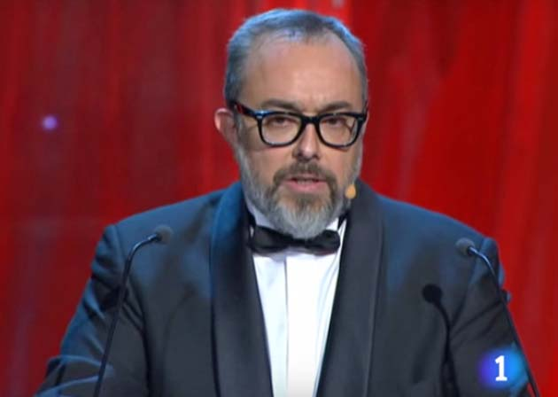 Alex de la Iglesia Premios Goya