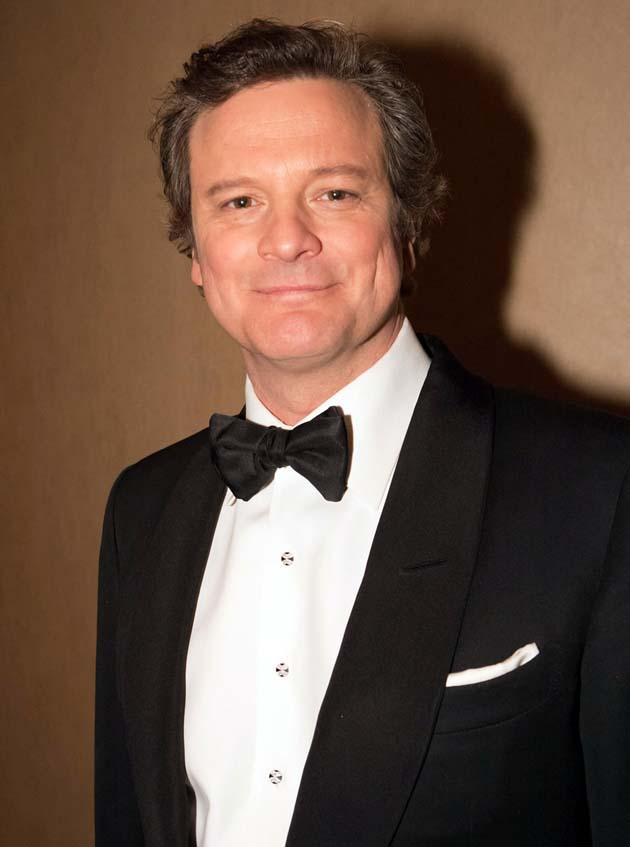 Colin Firth Best Actor Academy Award winner