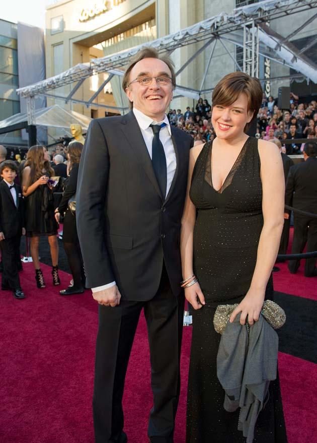 Danny Boyle Bypassed for Best Director Oscar
