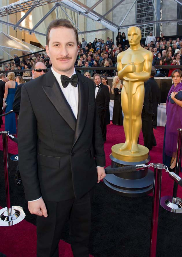 Darren Aronofsky Best Director Oscar nominee