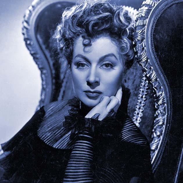 Greer Garson Mrs. Parkington