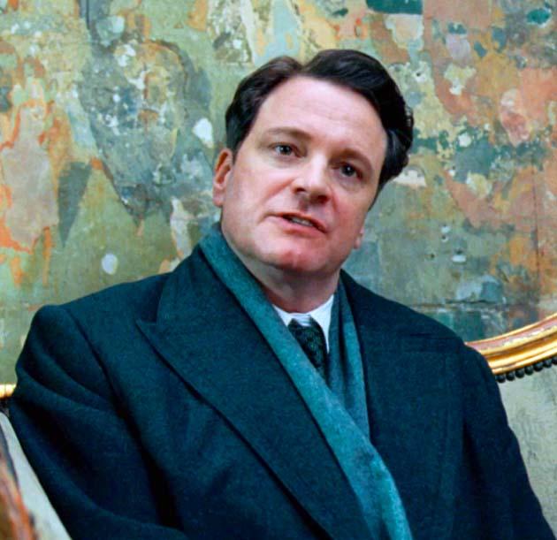 London Film Critics Colin Firth