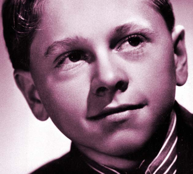 Mickey Rooney young