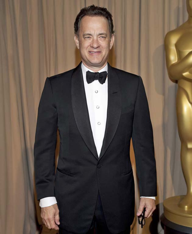 Tom Hanks Oscar presenter