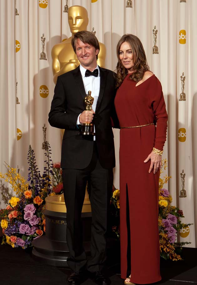Tom Hooper Kathryn Bigelow