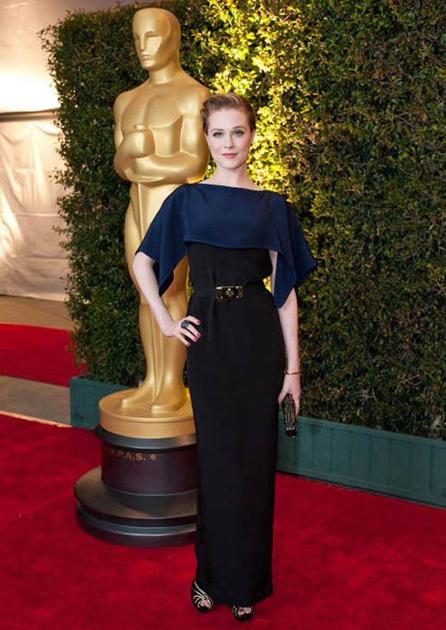 Evan Rachel Wood Oscar hopeful