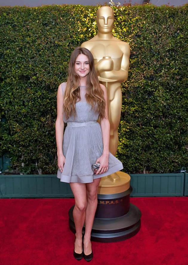 Shailene Woodley Oscar Hopeful Best Supporting Actress