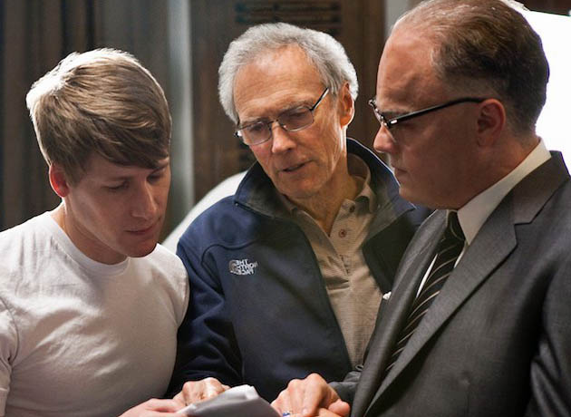 Clint Eastwood J. Edgar Leonardo DiCaprio Dustin Lance Black: Critical and box office dud