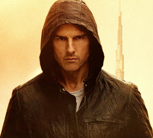 Mission Impossible Ghost Protocol with Tom Cruise hood: Bigger hit than predecessor?