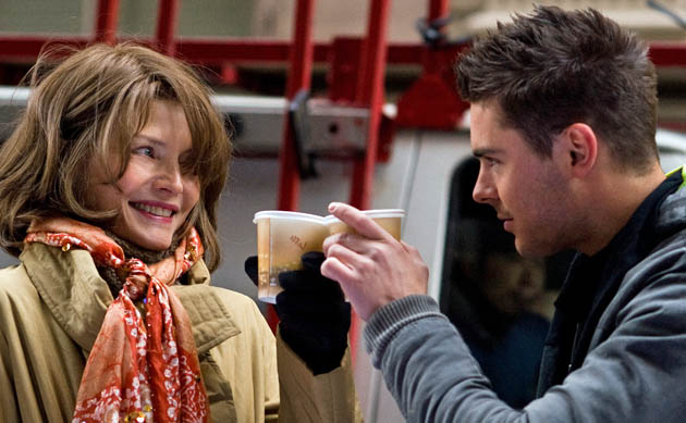 New Year's Eve with Zac Efron Michelle Pfeiffer. Critical disaster is box office bomb too