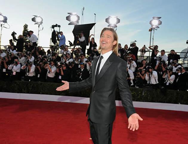 Brad Pitt SAG Award loser