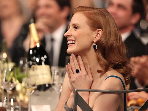 Jessica Chastain SAG Awards double nominee