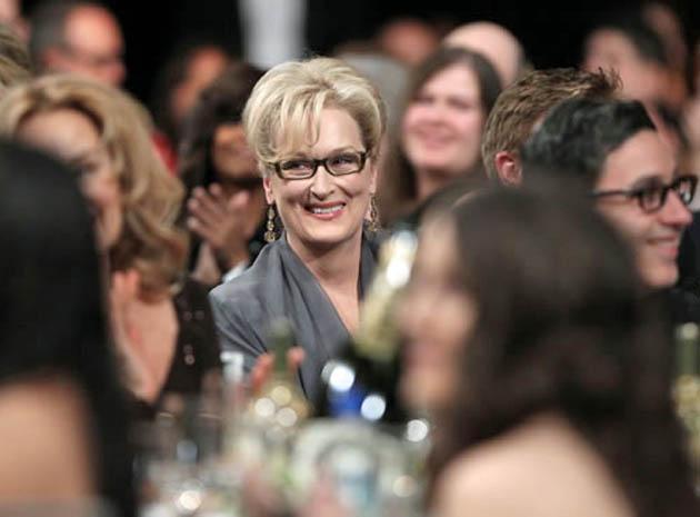 Meryl Streep SAG Awards