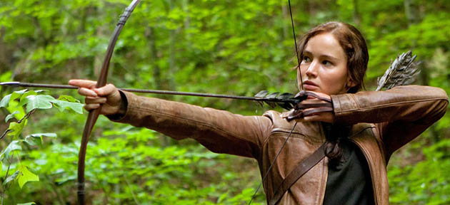 The Hunger Games Jennifer Lawrence Aiming for Twilight or higher figures