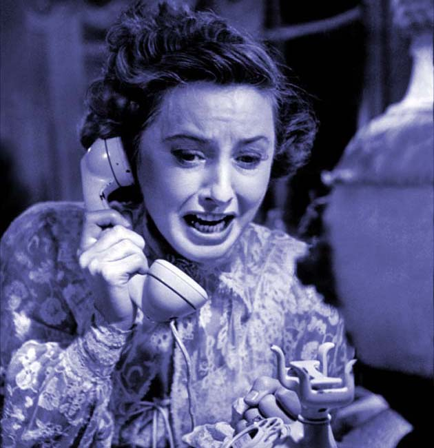Barbara Stanwyck Sorry Wrong Number